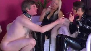BRITISH :- A FEMDOM PERVERTED PARTY -: ukmike episode