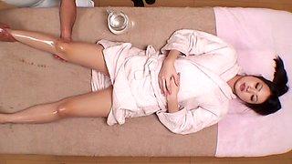 Amateur in Erogenous Oil Massage 8 Hours part 1.3