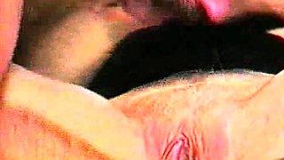 Giant Boob Classic Pornstar Threesome  Sex Session
