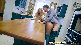 Brazzers - Mommy Got Boobs - Dont Fuck The Mother-In-Law sce