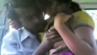 cute girl fucked in car