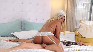 Soon to be bride Nina Rivera rides her husbands best friend