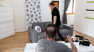 EXPOSED CASTING - Hardcore audition with Czech Amanda Hill