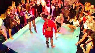 lesbian romance in wet scenes feature segment 1