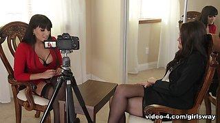 Allie Haze in Ex-Mom Movement: Part One, Scene #01 - GirlsWay