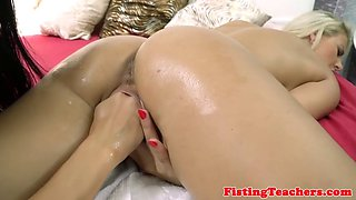 busty milf fisted passionately by eurobabe