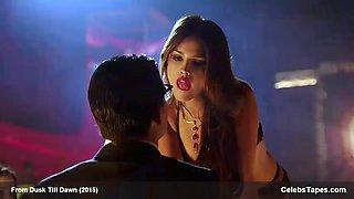Eiza Gonzalez stripper
