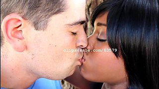 MJ Kissing Video 1