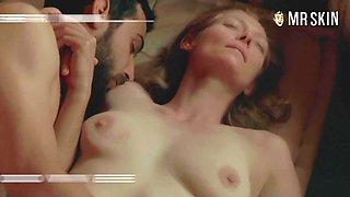 Tilda Swinton erotic scenes compilation