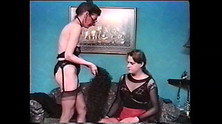 MY WIFE FORCED ME INTO CROSSDRESSING (UK 1994) part 2