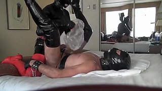 Amazing amateur Fetish, BDSM xxx movie