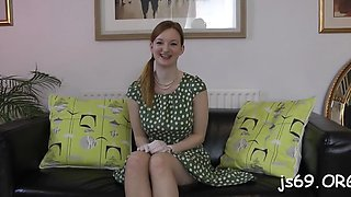 she loves to ride her dy segment video 1