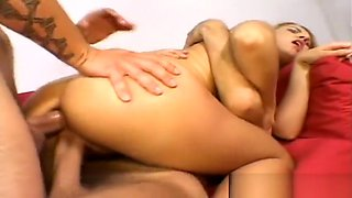 Cassidy Blue is a cock hungry American blonde with big squeezable tits and