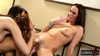 Lesbian Passion to Dark Haired Sluts Licking Love Compilation April O'Neil, Dana DeArmond, Bianca Breeze, Melissa Moore, Valentina Nappi