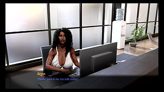 The Gift Reloaded - Sister and Workmate Sex Scenes