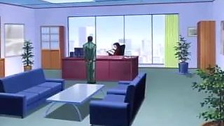 Lingeries Office 1 (english dub, no censored)