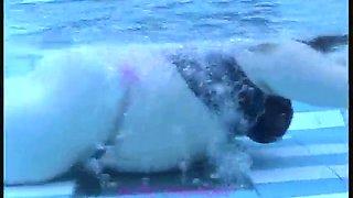 Underwater ssbbw