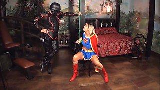 Superheroine Supergirl Turned Into Mindless Sex Slut By Vil - Nikki Brooks