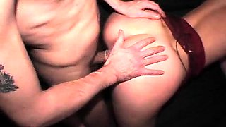 Masked European mom with a lovely ass takes a deep banging