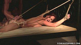 victim on slave auction. Part 3