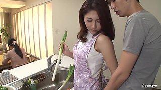 Asian Skinny Milf Porn Video