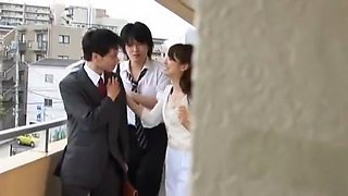 Amazing Japanese whore Kyoko Kanzaki, Erina, Rio Kitajima in Exotic Fingering, Squirting/Shiofuki JAV movie