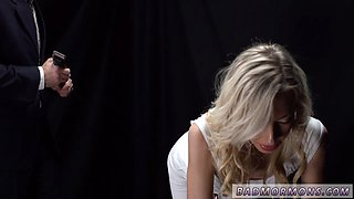 Teen mind control and amateur busted When partners brother Rey blackmailed me and my