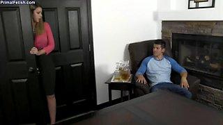 gentoman - incest - slutty mom now belongs to son