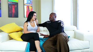 Romantic black vs white couple narrate their bedroom life tales on a must-watch interview