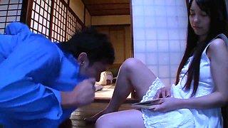 Suzuka Morikawa In Step Dad