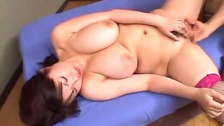 Horny Japanese slut Rin Aoki in Hottest Big Tits, Fingering JAV clip
