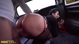 French Milf Ania Kinski Gets Fucked In Red Lingerie