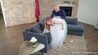 nasty bride just wants to have one last fling