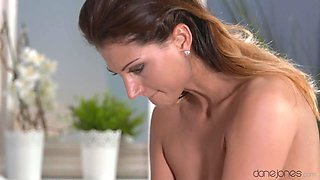 Horny pornstars Thomas, Eva Johnson in Incredible Romantic, MILF sex scene