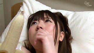 Extreme anal on young sister - Shinosaki Mio