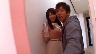 Crazy Japanese girl Yui Hoshino in Exotic Hardcore, Blowjob/Fera JAV movie
