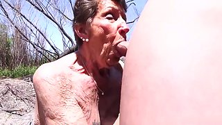 SHIRLEY: I am 87 and my pussy wants to fuck like an 18 yo gi