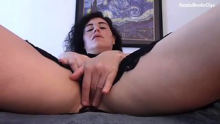 Son gives mommy a pounding for being a cum craving whore