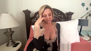 Step Mom Says She Fucked Her Step Brother Then Fucks Step Son Brianna Beach