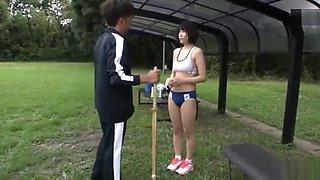 Spokos sweaty SEX 4 production! Athletic society system - Asuna Kawai sport