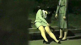 FSET-843 Take A Drunken Office Lady Home