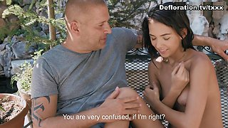 DeflorationTv Video: Mirelle Gathieu - Hardcore Defloration
