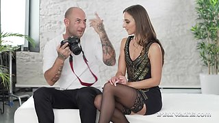Private.com gorgeous brunette amirah adara is anal banged!