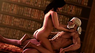 Anime Porn Collection of Best Girls Game The Witcher 3
