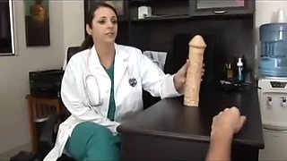 Mandy sweet helps her Patient