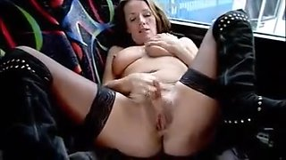 naughty at bus