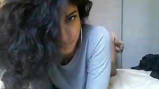 Indian Cute Teen Sushmita