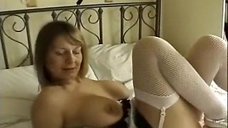 Fabulous Amateur movie with Big Tits, Toys scenes