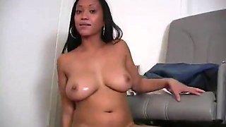 Big tits Filipina slut satisfies a paying customer