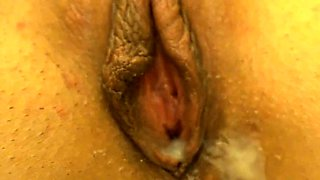 Jackie Marie gets two creampies on one date